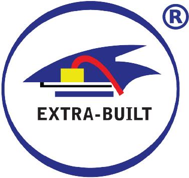 Extra-Built logo